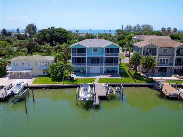 511 Harbor Drive, Belleair Beach, FL 33786 (MLS #U7829196) :: Mark and Joni Coulter | Better Homes and Gardens