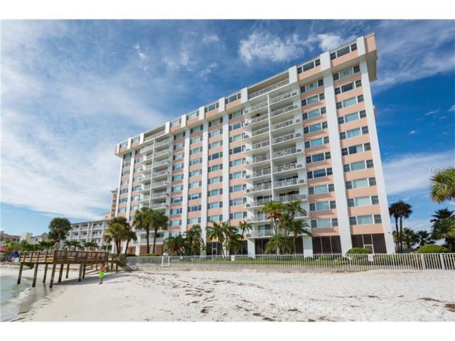 675 S Gulfview Boulevard #1203, Clearwater Beach, FL 33767 (MLS #U7829220) :: Team Pepka