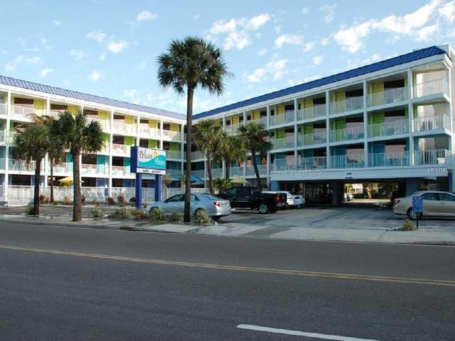 445 S Gulfview Boulevard #124, Clearwater Beach, FL 33767 (MLS #U7829539) :: The Duncan Duo Team