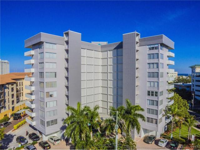 470 3RD Street S #615, St Petersburg, FL 33701 (MLS #U7829621) :: Baird Realty Group