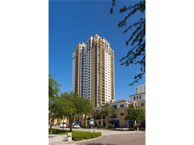 300 Beach Drive NE #1701, St Petersburg, FL 33701 (MLS #U7829632) :: Gate Arty & the Group - Keller Williams Realty