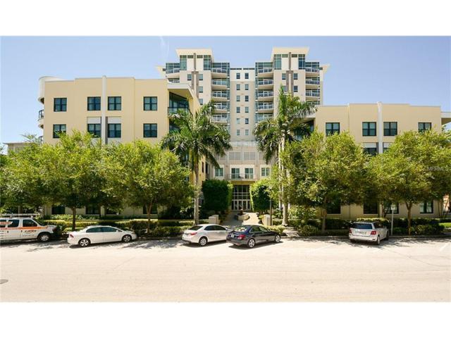 400 4TH Avenue S #707, St Petersburg, FL 33701 (MLS #U7829784) :: Baird Realty Group