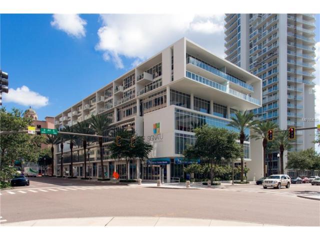 145 2ND Avenue S #616, St Petersburg, FL 33701 (MLS #U7829795) :: Baird Realty Group