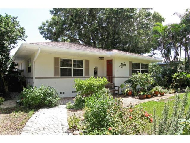 636 14TH Avenue NE, St Petersburg, FL 33701 (MLS #U7829910) :: Gate Arty & the Group - Keller Williams Realty