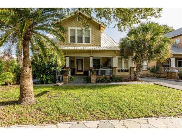 341 9TH Avenue N, St Petersburg, FL 33701 (MLS #U7830113) :: Gate Arty & the Group - Keller Williams Realty