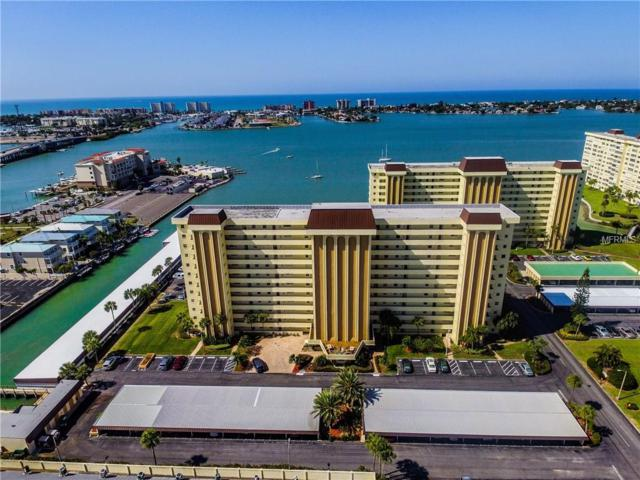 4550 Cove Circle #1007, St Petersburg, FL 33708 (MLS #U7830241) :: Gate Arty & the Group - Keller Williams Realty
