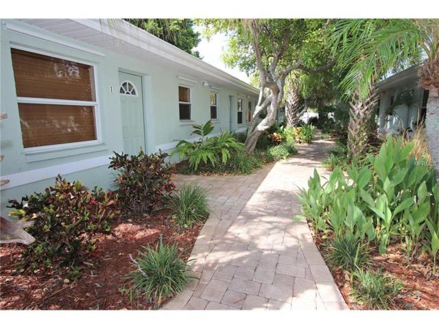 9030 Blind Pass Road #6, St Pete Beach, FL 33706 (MLS #U7830264) :: Baird Realty Group