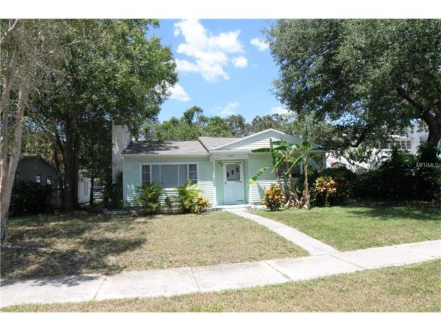 6337 11TH Avenue S, Gulfport, FL 33707 (MLS #U7830341) :: Baird Realty Group