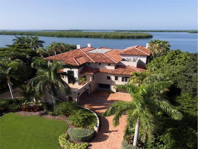 2107 Oceanview Drive, Tierra Verde, FL 33715 (MLS #U7830385) :: The Signature Homes of Campbell-Plummer & Merritt