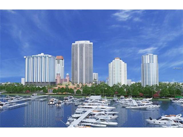100 1ST Avenue N #3607, St Petersburg, FL 33701 (MLS #U7831406) :: Delgado Home Team at Keller Williams