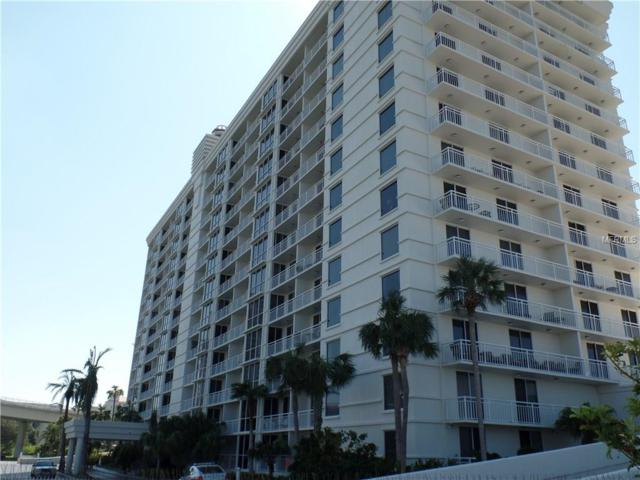 100 Pierce Street #707, Clearwater, FL 33756 (MLS #U7832415) :: G World Properties