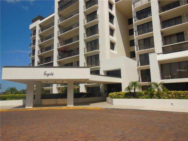 8 Belleview Boulevard #305, Belleair, FL 33756 (MLS #U7832522) :: Revolution Real Estate