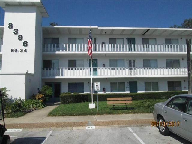 8396 111TH Street #208, Seminole, FL 33772 (MLS #U7832594) :: Revolution Real Estate