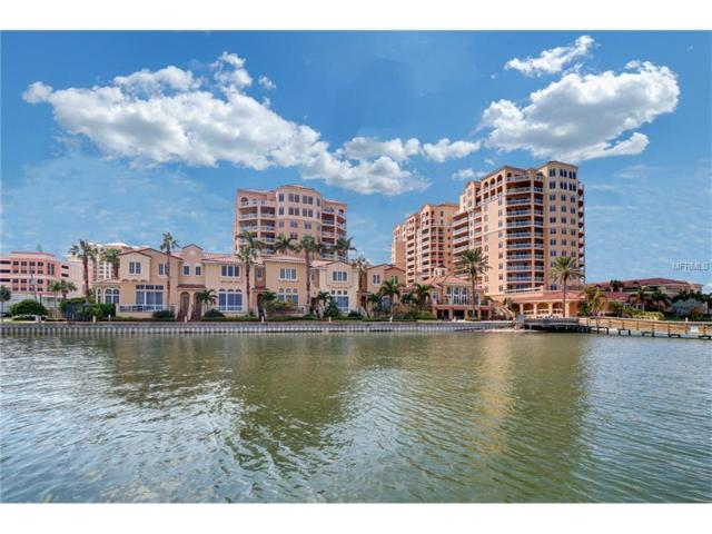 501 Mandalay Avenue #507, Clearwater Beach, FL 33767 (MLS #U7832661) :: Delgado Home Team at Keller Williams