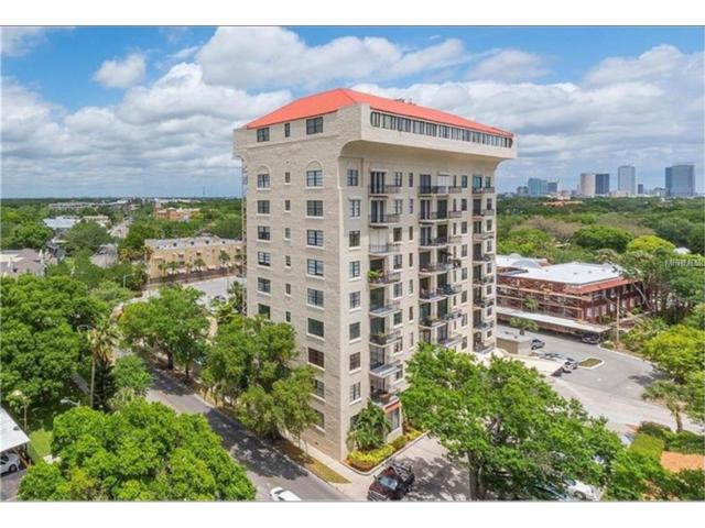 2109 Bayshore Boulevard #704, Tampa, FL 33606 (MLS #U7832673) :: Revolution Real Estate