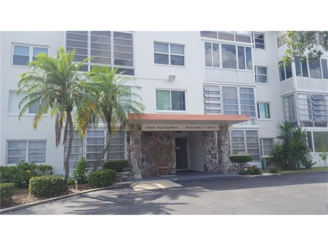 100 Waverly Way #205, Clearwater, FL 33756 (MLS #U7832735) :: Revolution Real Estate