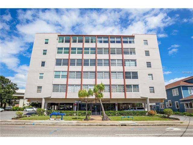 841 4TH Avenue N #43, St Petersburg, FL 33701 (MLS #U7834276) :: Gate Arty & the Group - Keller Williams Realty