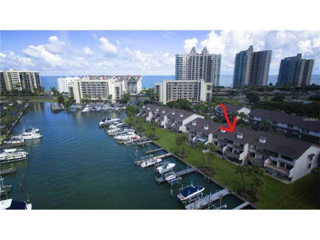 119 Marina Del Rey Court, Clearwater Beach, FL 33767 (MLS #U7834497) :: The Duncan Duo Team