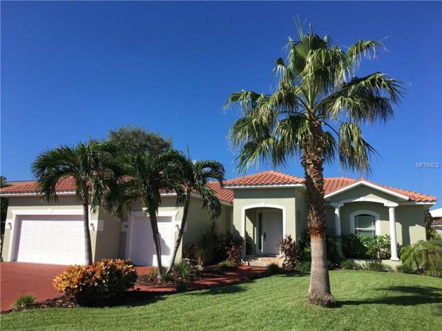 778 Monte Cristo Boulevard, Tierra Verde, FL 33715 (MLS #U7834518) :: The Lockhart Team