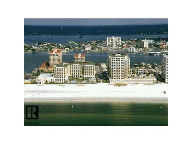 11 Baymont Street #1505, Clearwater Beach, FL 33767 (MLS #U7834617) :: The Duncan Duo Team