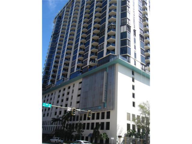 1 Beach Drive SE #1514, St Petersburg, FL 33701 (MLS #U7834664) :: Baird Realty Group