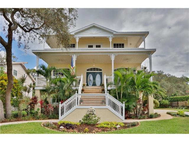 471 Riverside Drive, Tarpon Springs, FL 34689 (MLS #U7834840) :: Baird Realty Group