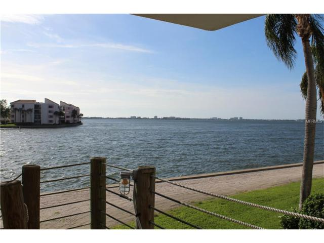 5281 Isla Key Boulevard S #102, St Petersburg, FL 33715 (MLS #U7834870) :: Baird Realty Group