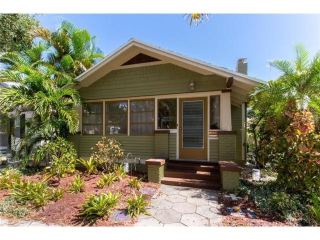 1209 1ST Street NE, St Petersburg, FL 33701 (MLS #U7834988) :: Gate Arty & the Group - Keller Williams Realty