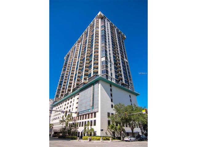 1 Beach Drive SE #1312, St Petersburg, FL 33701 (MLS #U7835022) :: Baird Realty Group