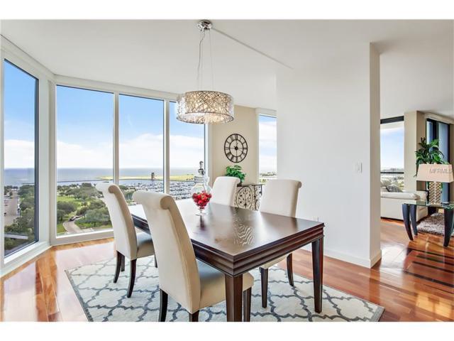 1 Beach Drive SE #1306, St Petersburg, FL 33701 (MLS #U7835031) :: Gate Arty & the Group - Keller Williams Realty