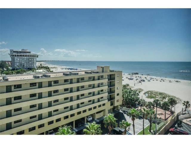 5396 Gulf Boulevard #809, St Pete Beach, FL 33706 (MLS #U7835078) :: Baird Realty Group