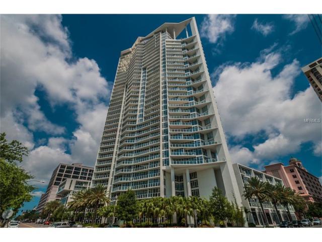 145 2ND Avenue S #619, St Petersburg, FL 33701 (MLS #U7835105) :: Baird Realty Group