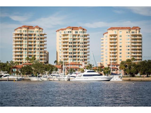 555 5TH Avenue NE #622, St Petersburg, FL 33701 (MLS #U7835135) :: Gate Arty & the Group - Keller Williams Realty
