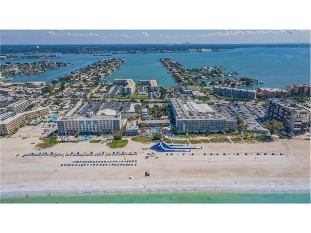 5500 Gulf Boulevard #4242, St Pete Beach, FL 33706 (MLS #U7835165) :: Baird Realty Group