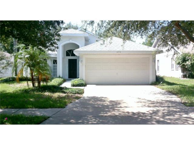 1276 Salt Lake Drive, Tarpon Springs, FL 34689 (MLS #U7835202) :: Revolution Real Estate