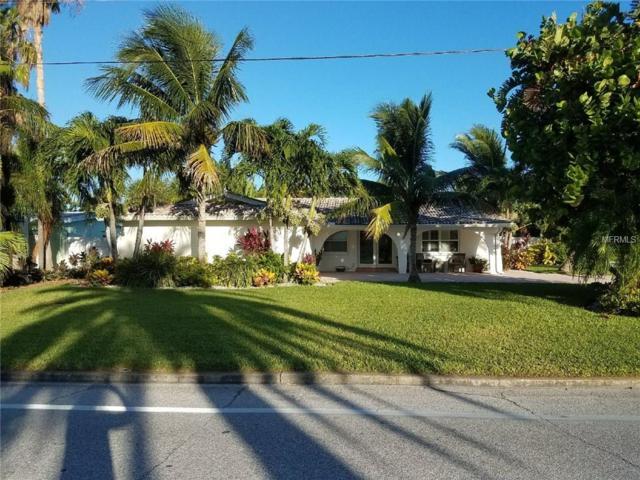 390 N Tessier Drive, St Pete Beach, FL 33706 (MLS #U7835242) :: Baird Realty Group