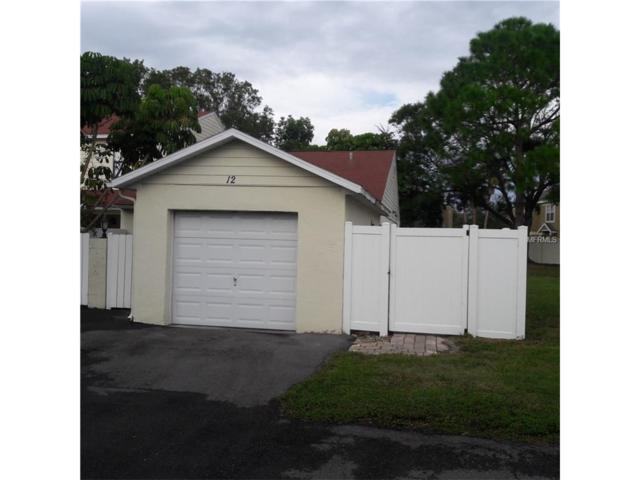 2771 Summerdale Drive #12, Clearwater, FL 33761 (MLS #U7835272) :: The Duncan Duo & Associates