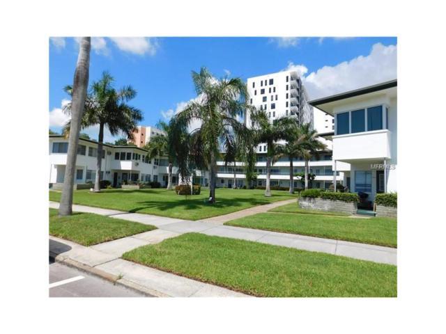 483 1ST Street S #101, St Petersburg, FL 33701 (MLS #U7835394) :: Baird Realty Group