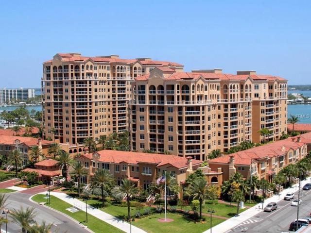 521 Mandalay Avenue #603, Clearwater Beach, FL 33767 (MLS #U7835502) :: Team Bohannon Keller Williams, Tampa Properties