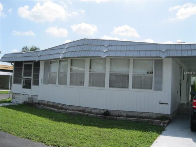 7100 Ulmerton Road #179, Largo, FL 33771 (MLS #U7835800) :: The Duncan Duo & Associates