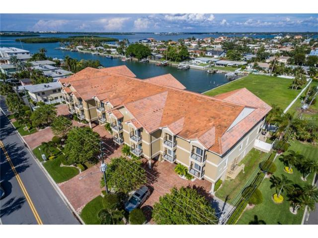 300 Capri Boulevard #10, Treasure Island, FL 33706 (MLS #U7835823) :: Gate Arty & the Group - Keller Williams Realty