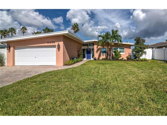 11405 6TH Street E, Treasure Island, FL 33706 (MLS #U7835902) :: Gate Arty & the Group - Keller Williams Realty