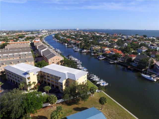 1125 Pinellas Bayway S #304, Tierra Verde, FL 33715 (MLS #U7835914) :: The Lockhart Team