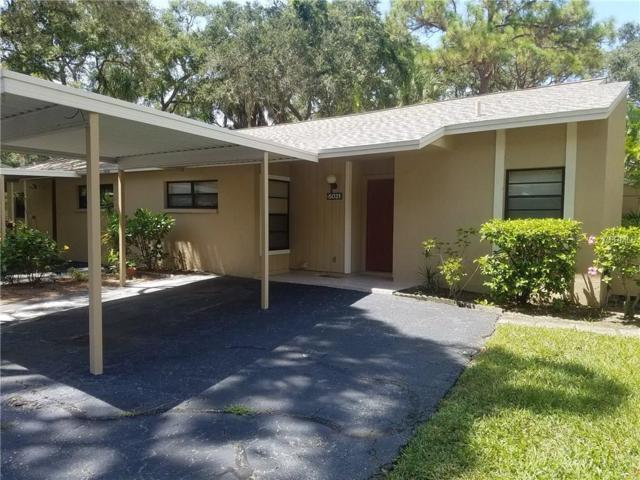 5031 Village Gardens Drive #25, Sarasota, FL 34234 (MLS #U7835989) :: The Duncan Duo & Associates