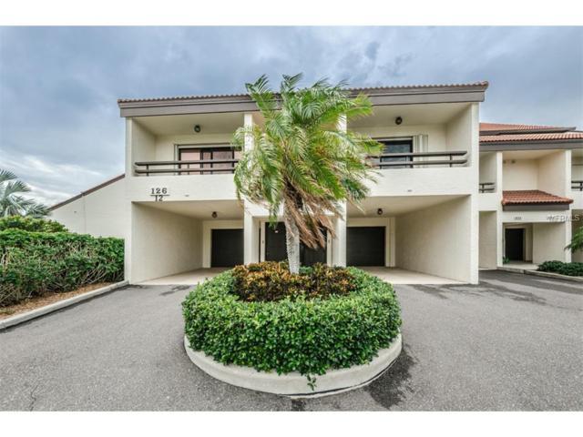 126 1ST Street E #102, Tierra Verde, FL 33715 (MLS #U7836009) :: The Duncan Duo & Associates