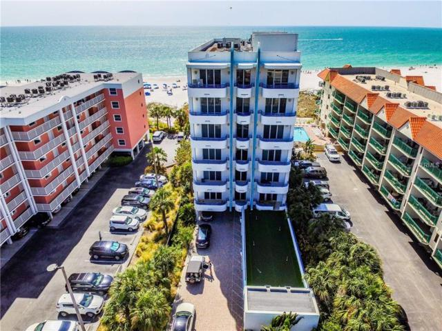 3910 Gulf Boulevard #100, St Pete Beach, FL 33706 (MLS #U7836233) :: The Signature Homes of Campbell-Plummer & Merritt