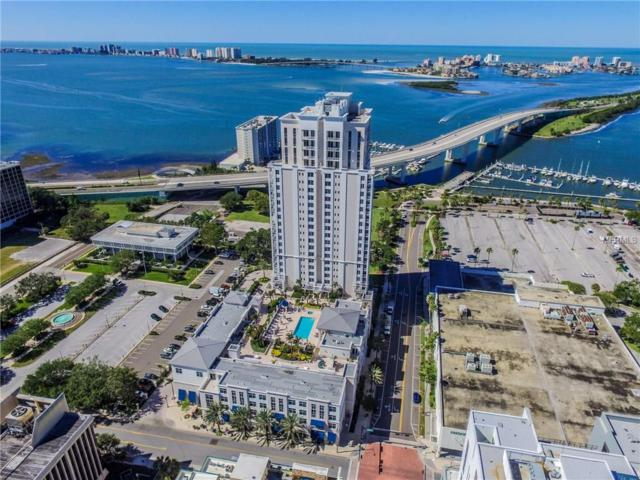 331 Cleveland Street #1805, Clearwater, FL 33755 (MLS #U7836823) :: Medway Realty