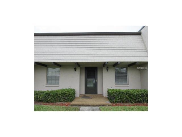 8605 Bardmoor Boulevard 104A, Seminole, FL 33777 (MLS #U7836910) :: Gate Arty & the Group - Keller Williams Realty