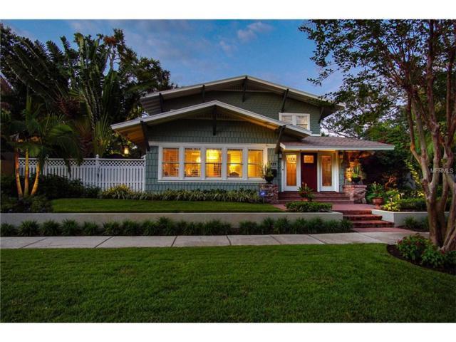 825 18TH Avenue NE, St Petersburg, FL 33704 (MLS #U7837402) :: The Signature Homes of Campbell-Plummer & Merritt
