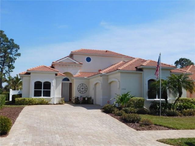 1724 Grande Park Drive, Englewood, FL 34223 (MLS #U7837863) :: Medway Realty